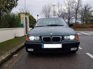 Troc Echange Bmw 318 Tds  E36  Compact Am 1999 Boite