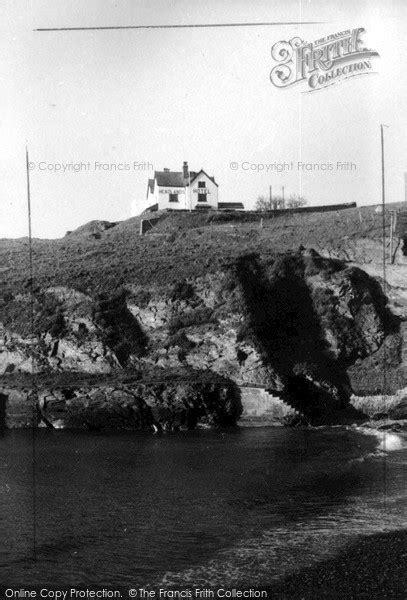 Port Gaverne, The Headlands Hotel c.1955 - Francis Frith