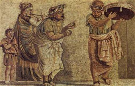 Banchetti Antica Roma Neniae E Carmi Conviviali La Teoria Dello Storico
