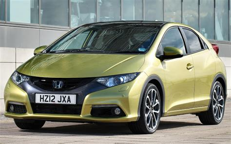Honda Civic Hatchback Hd Picture by Honda Civic Hatchback 2013 Cars Wallpapers Hd