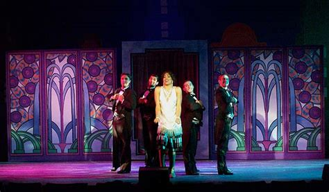 Jeff Greenberg Lighting Design - Thoroughly Modern Millie