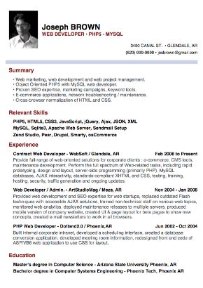 how to make your resume cv with your iphone or