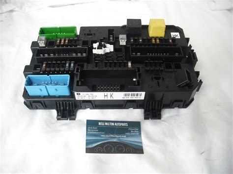 Fuse Box In Astra Mk4 by Vauxhall Astra H 1 7 Cdti 1 7cdti Rear Boot Mounted Fuse