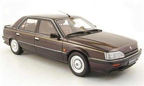 renault 25 baccara renault 25 miniature v6 turbo baccara bordeau ottomobile 1