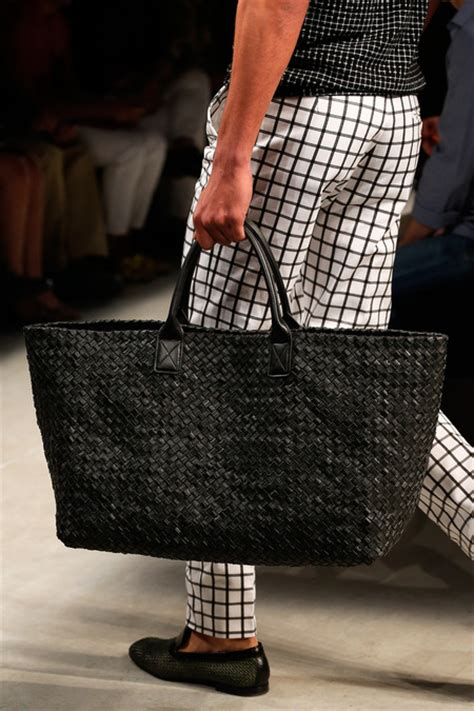 man bags   springsummer  menswear collection spotted fashion