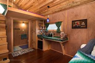 Custom Bedroom Storage by The Hotel Caravan Welcomes New Wheelchair Accessible Tiny