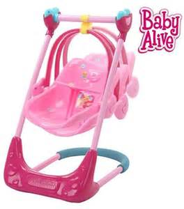 Baby Alive Doll Car Seat