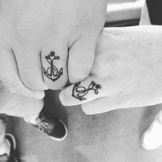 i refuse to sink i will hold onto love anchor tattoos finger ink my whole