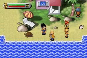 Dragon Ball Z The Legacy Of Goku Screenshots Gamefabrique