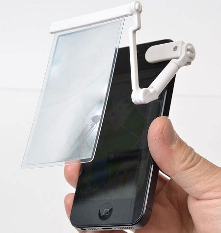 magnifier on iphone coolest gadgets reporting on the cool gadgets