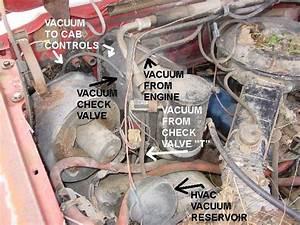 1988 F-250 351 Vacuum Lines