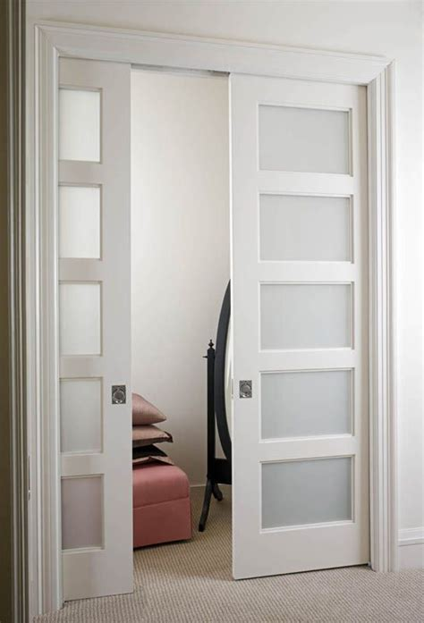 best 25 frosted glass interior doors ideas on