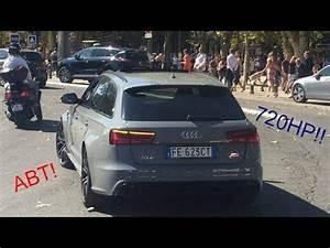 Audi Aix En Provence : audi rs6 abt 720hp aix en provence youtube ~ Gottalentnigeria.com Avis de Voitures