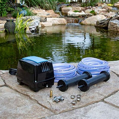 Aquascape Pond Aerator by Aquascape Pro Air 60 Pond Aerator And Aeration Kit With