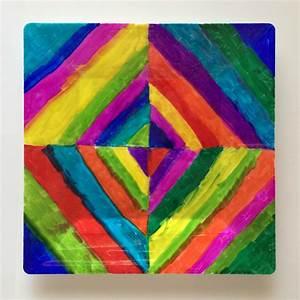 Kandinsky, Plate, Project, U00b7, Art, Projects, For, Kids