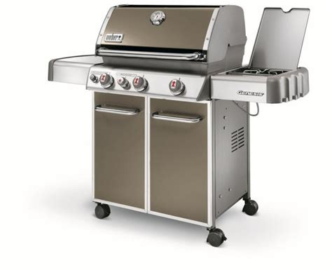 weber genesis e 330 weber genesis e 330 gbs smoke grey bbq the barbecue store spain