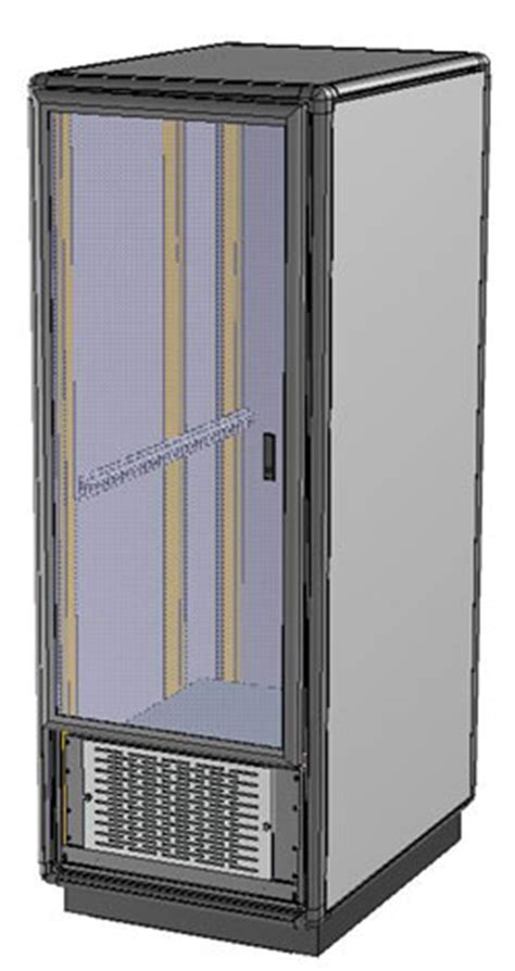 air conditioned rack cabinet why you should consider an a c cabinet rackmount
