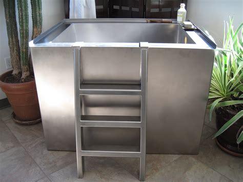 stainless steel tub prices spas showroom sale