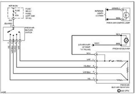 Volkswagen Golf Iii Wiring Diagram