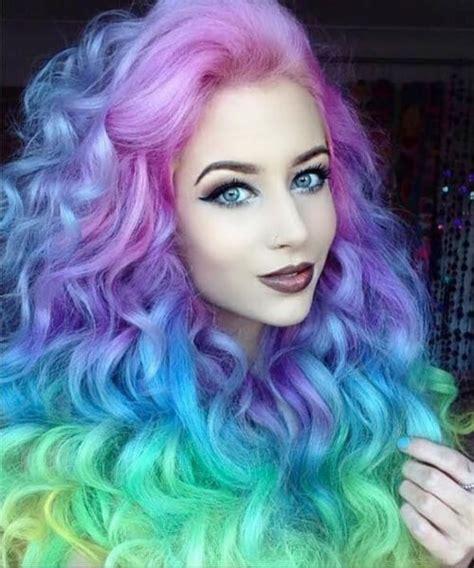 mermaid color hair 40 amazing ideas for mermaid hair my new hairstyles