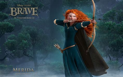 New Brave Posters  The Disney Blog