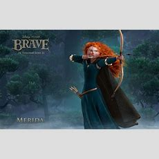 New 'brave' Character Descriptions Revealed