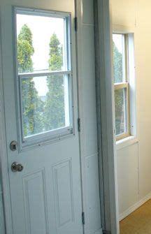 Exterior Kitchen Door With Window by Exterior Door With Windows That Open Istranka For