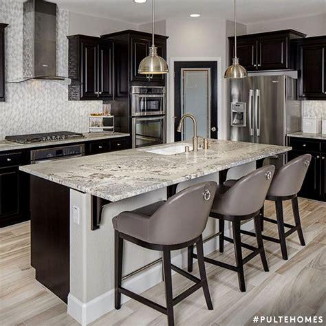 Design Inspiration A Gorgeous, Modern Pulte Kitchen