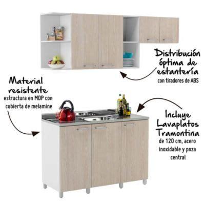 mueble de cocina napoles cm italinea