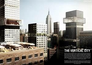 The Vertical City  U00bb Cityvisionweb