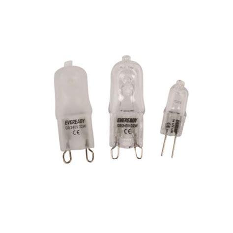 buy energy saving 14w 2 pin halogen bulb g4 fitting 2 pack
