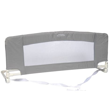 barri 232 re de lit pliable gris de babysun barri 232 res de lit aubert