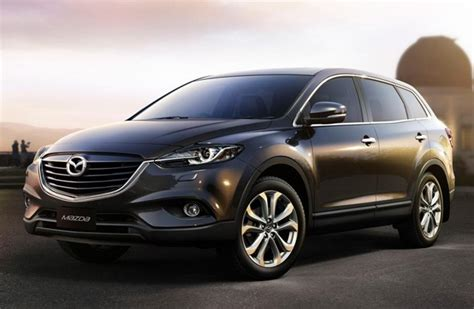 2015 Mazda Cx9  Information And Photos Zombiedrive
