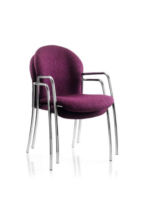 stacking upholstered meeting room chairs somercourt