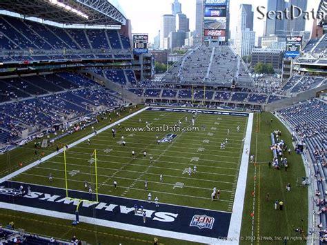 toyota fan deck tickets centurylink field section 320 seattle seahawks