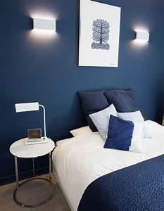 Quelle Couleur De Peinture Pour Une Chambre : 7 id es d co pour refaire ou moderniser votre chambre c t maison ~ Dallasstarsshop.com Idées de Décoration
