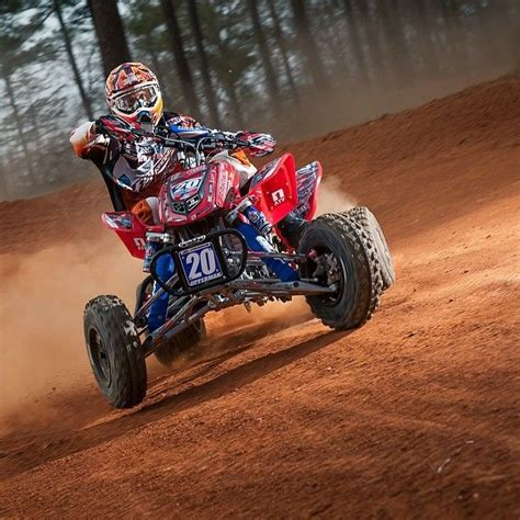 atv motocross josh upperman number one atv motocross atv pinterest
