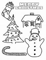 Coloring Snowman Christmas Pages Printable Filminspector sketch template