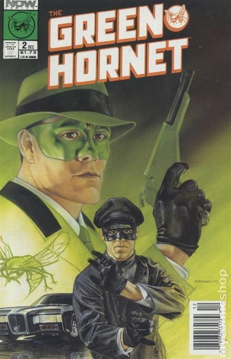 green hornet   comic books