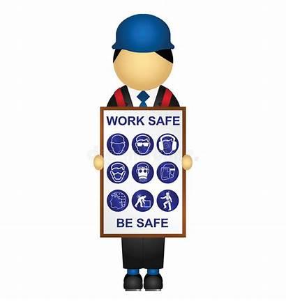 Safety Health Clip Clipart Construction Vector Illustration