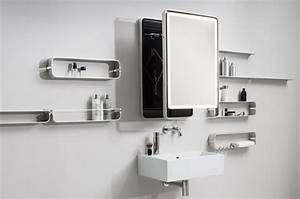 wall mounted extendable mirror by miior With wall mounted extendable mirror bathroom