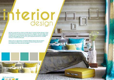 stephen blakely design promotional material desired