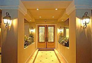 Hall Entrée Maison Moderne : la maison de lady gaga le hall d 39 entr e une visite chez lady gaga ~ Melissatoandfro.com Idées de Décoration