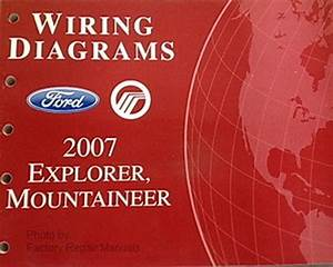2007 Ford Explorer Mercury Mountaineer Electrical Wiring Diagrams