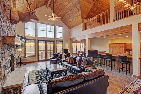4 Bedroom Rental Homes by Breckenridge Co 4 Bedroom Vacation Rental Ten Peaks Lodge