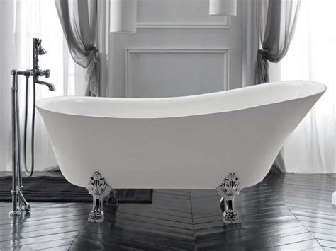 vasche da bagno con piedi vasca deco 1700x720 piedi inclusi iperceramica