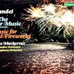 haendel prague chamber orchestra  london symphony