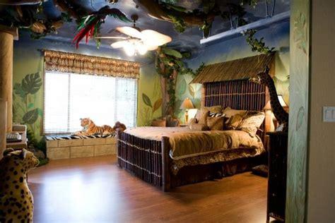 jungle themed rooms jungle theme room grandchildrens room pinterest jungle theme