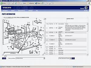Volvo Impact Bus  U0026 Lorry  02  2015  Part Catalog  U0026 Repair