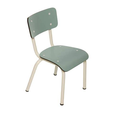 chaises enfant chaise enfant bleu jade les gambettes
